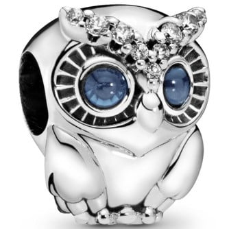 Sparkling Owl