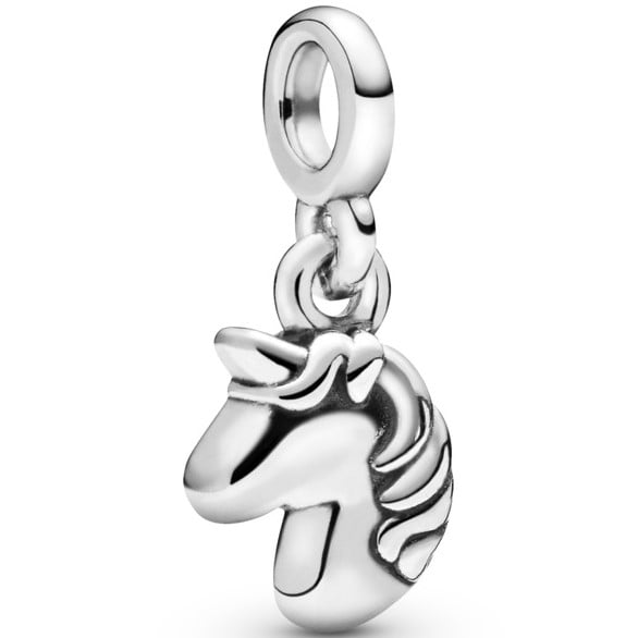 My Magical Unicorn Charm. DOES NOT FIT THE ORIGINAL PANDORA BRACELETS OR BANGLES ONLY COMPATIBLE WITH THE PANDORA - ME THE SMALLER BRACELETS AND BANGLES