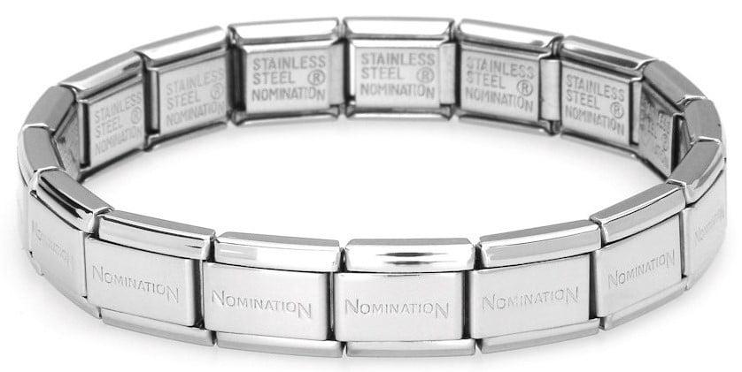 Nomination Stainless Steel Starter Bracelet 18 Links