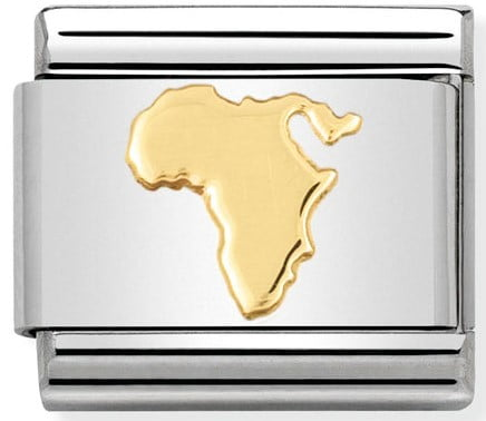 AFRICA Yellow Gold
