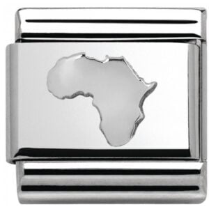 AFRICA Sterling Silver