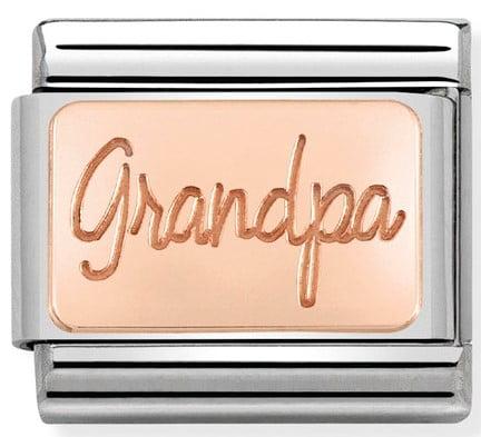 Rose Gold Grandpa