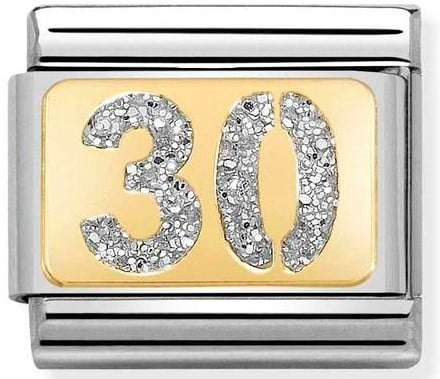 30 with Glitter