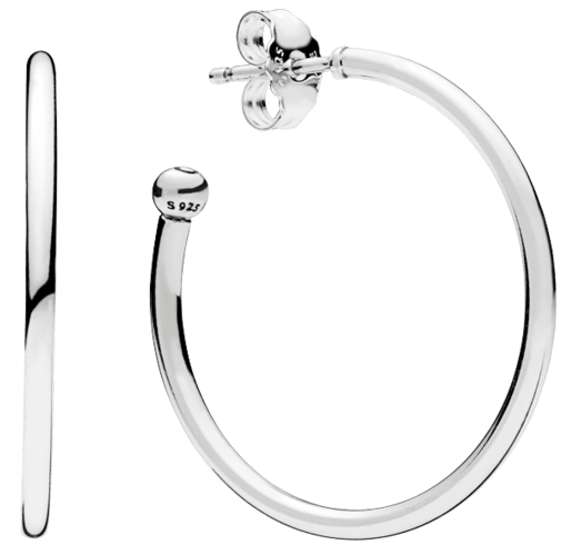 Classic Hoop Earrings